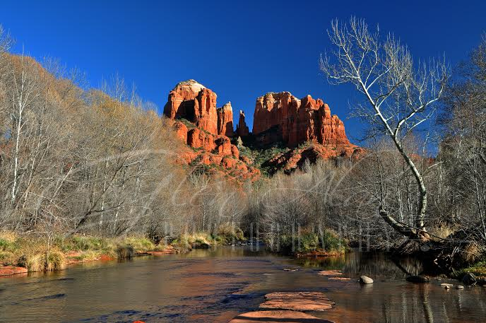 Cathedral Rock photo print
