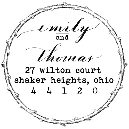 branch return address stamp